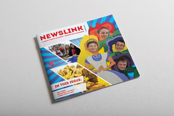 Newslink Summer 2014 Cover