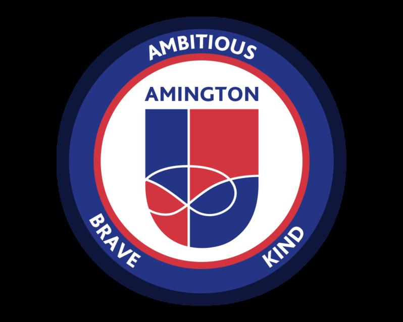 Landau Forte Academy Amington - Ambitious, Brave, Kind Badge